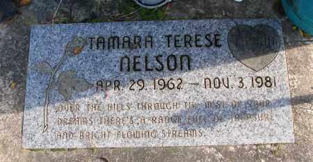 NELSON, TAMARA TERESE - Polk County, Oregon   TAMARA TERESE NELSON - Oregon Gravestone Photos
