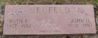 NEUFELD, RUTH R - Polk County, Oregon   RUTH R NEUFELD - Oregon Gravestone Photos