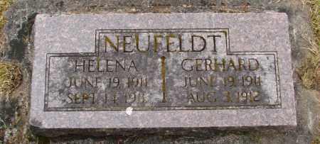 NEUFELDT, GERHARD - Polk County, Oregon | GERHARD NEUFELDT - Oregon Gravestone Photos