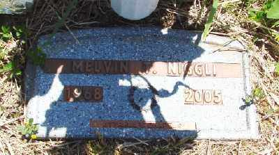 NIGGLI, MELVIN T - Polk County, Oregon | MELVIN T NIGGLI - Oregon Gravestone Photos