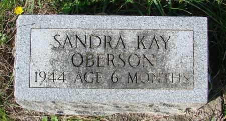 OBERSON, SANDRA KAY - Polk County, Oregon   SANDRA KAY OBERSON - Oregon Gravestone Photos