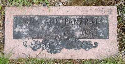 PANKRATZ, DANA ANN - Polk County, Oregon | DANA ANN PANKRATZ - Oregon Gravestone Photos