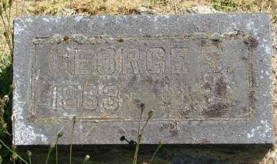 PATTERSON, GEORGE S - Polk County, Oregon   GEORGE S PATTERSON - Oregon Gravestone Photos