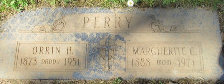 PERRY, MARGUERITE G - Polk County, Oregon | MARGUERITE G PERRY - Oregon Gravestone Photos