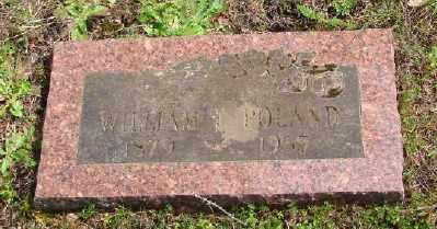 POLAND, WILLIAM L - Polk County, Oregon | WILLIAM L POLAND - Oregon Gravestone Photos