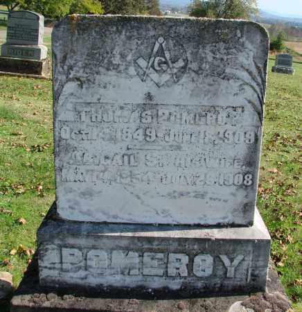 POMEROY, ABIGAIL S - Polk County, Oregon | ABIGAIL S POMEROY - Oregon Gravestone Photos
