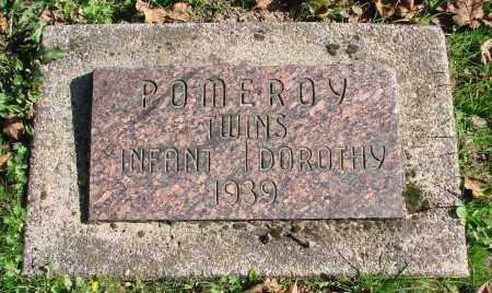POMEROY, INFANT - Polk County, Oregon   INFANT POMEROY - Oregon Gravestone Photos