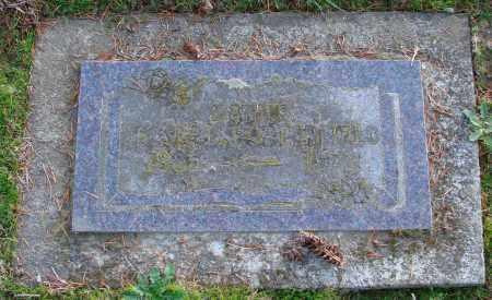 HARTMAN PORTERFIELD, JESSE BELL - Polk County, Oregon | JESSE BELL HARTMAN PORTERFIELD - Oregon Gravestone Photos