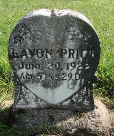 PRICE, LAVON - Polk County, Oregon   LAVON PRICE - Oregon Gravestone Photos