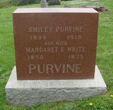 WHITE, MARGARET E - Polk County, Oregon | MARGARET E WHITE - Oregon Gravestone Photos