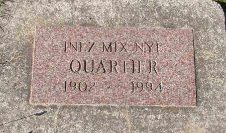 MIX, INEZ HILDA - Polk County, Oregon | INEZ HILDA MIX - Oregon Gravestone Photos