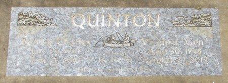QUINTON, BOBBIE C - Polk County, Oregon | BOBBIE C QUINTON - Oregon Gravestone Photos