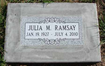 ROSS, JULIA M - Polk County, Oregon | JULIA M ROSS - Oregon Gravestone Photos