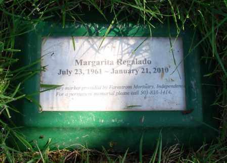 REGALADO, MARGARITA - Polk County, Oregon | MARGARITA REGALADO - Oregon Gravestone Photos