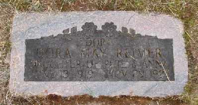 REIMER, DORA MAY - Polk County, Oregon   DORA MAY REIMER - Oregon Gravestone Photos