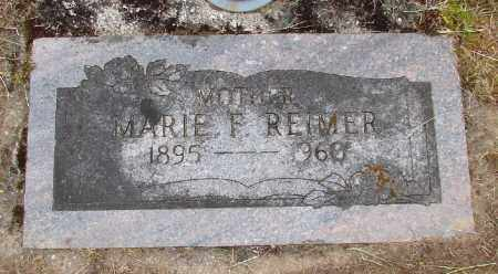 FRIESEN REIMER, MARIE - Polk County, Oregon | MARIE FRIESEN REIMER - Oregon Gravestone Photos