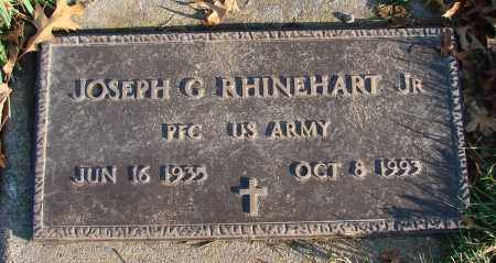 RINEHART (SERV), JOSEPH G - Polk County, Oregon   JOSEPH G RINEHART (SERV) - Oregon Gravestone Photos