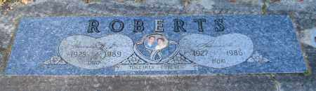 ROBERTS, LOUISE B - Polk County, Oregon | LOUISE B ROBERTS - Oregon Gravestone Photos