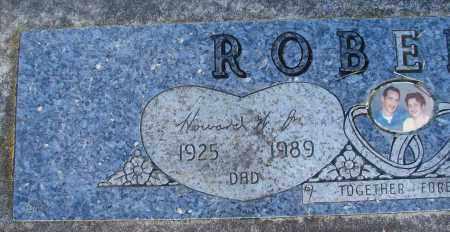 ROBERTS, HOWARD W - Polk County, Oregon | HOWARD W ROBERTS - Oregon Gravestone Photos