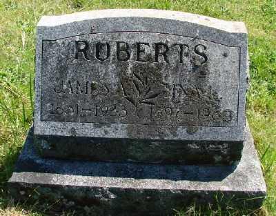 ROBERTS, LINA - Polk County, Oregon | LINA ROBERTS - Oregon Gravestone Photos