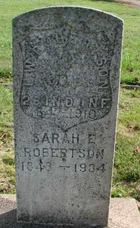 ROBERTSON (CW), LEWIS W - Polk County, Oregon | LEWIS W ROBERTSON (CW) - Oregon Gravestone Photos