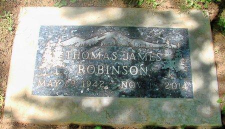 ROBINSON, THOMAS JAMES - Polk County, Oregon   THOMAS JAMES ROBINSON - Oregon Gravestone Photos