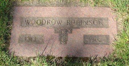 ROBINSON, WOODROW - Polk County, Oregon | WOODROW ROBINSON - Oregon Gravestone Photos