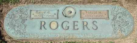 ROGERS, BELLE MARY - Polk County, Oregon | BELLE MARY ROGERS - Oregon Gravestone Photos