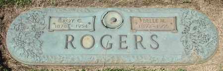 ROGERS, ROY CLYDE - Polk County, Oregon | ROY CLYDE ROGERS - Oregon Gravestone Photos