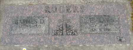 ROGERS, E KAY - Polk County, Oregon | E KAY ROGERS - Oregon Gravestone Photos