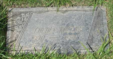 ROGERS, CHLOEY BELLE - Polk County, Oregon   CHLOEY BELLE ROGERS - Oregon Gravestone Photos