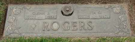ROGERS, RETA G - Polk County, Oregon | RETA G ROGERS - Oregon Gravestone Photos