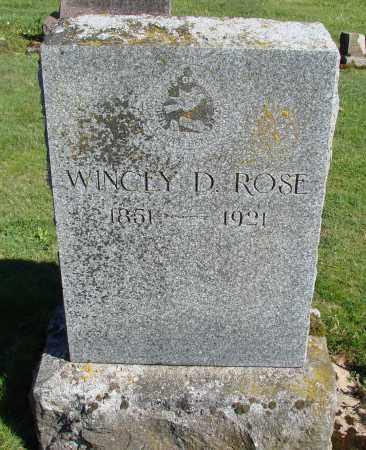 ESTES, WINCY DRUCILLA - Polk County, Oregon | WINCY DRUCILLA ESTES - Oregon Gravestone Photos