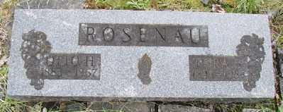 ROSENAU, OTTO HERMAN - Polk County, Oregon   OTTO HERMAN ROSENAU - Oregon Gravestone Photos