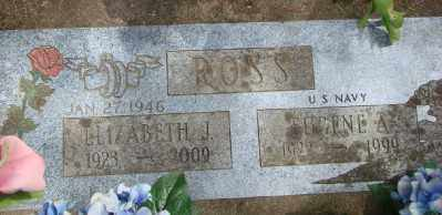 ROSS (WWII), EUGENE A - Polk County, Oregon | EUGENE A ROSS (WWII) - Oregon Gravestone Photos