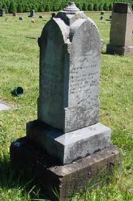 RYAN, JACOB - Polk County, Oregon   JACOB RYAN - Oregon Gravestone Photos