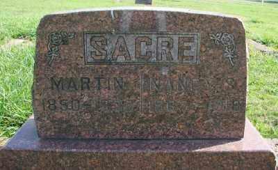 JAMESON SACRE, NANCY S - Polk County, Oregon | NANCY S JAMESON SACRE - Oregon Gravestone Photos