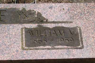 SAMPLE, WILLIAM V - Polk County, Oregon | WILLIAM V SAMPLE - Oregon Gravestone Photos