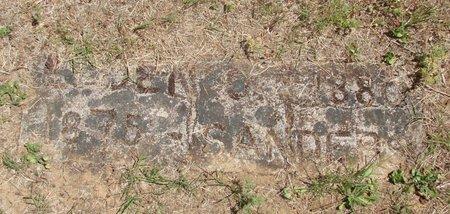 SANDERS, ELDEN O - Polk County, Oregon | ELDEN O SANDERS - Oregon Gravestone Photos