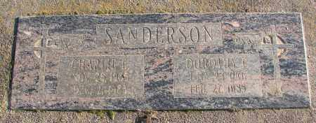 SANDERSON, DOROTHY P - Polk County, Oregon   DOROTHY P SANDERSON - Oregon Gravestone Photos