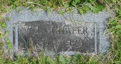 SCHAFER, WILLIAM - Polk County, Oregon | WILLIAM SCHAFER - Oregon Gravestone Photos