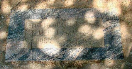 SCHULSON, ELMER J - Polk County, Oregon   ELMER J SCHULSON - Oregon Gravestone Photos