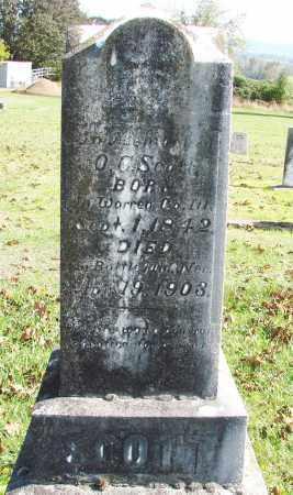 SCOTT, O C - Polk County, Oregon | O C SCOTT - Oregon Gravestone Photos
