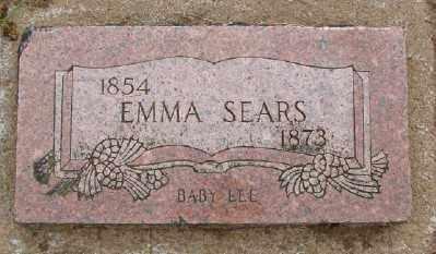 SEARS, EMMA - Polk County, Oregon | EMMA SEARS - Oregon Gravestone Photos