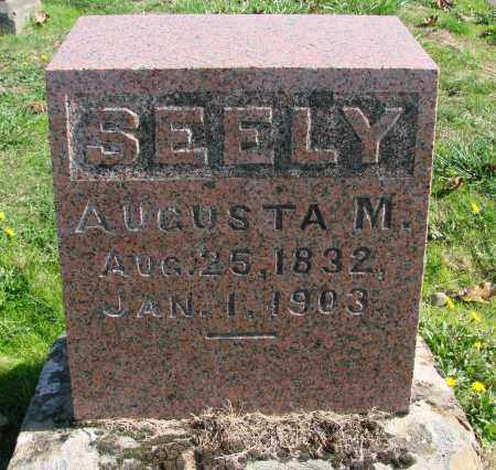 SEELY, AUGUSTA M - Polk County, Oregon | AUGUSTA M SEELY - Oregon Gravestone Photos