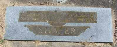 SHAFER, MARGARET L - Polk County, Oregon   MARGARET L SHAFER - Oregon Gravestone Photos