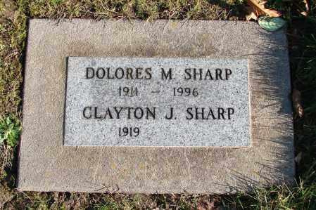 SHARP, DOLORES M - Polk County, Oregon   DOLORES M SHARP - Oregon Gravestone Photos