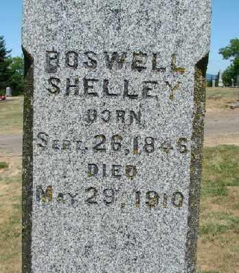 SHELLEY, BOSWELL - Polk County, Oregon | BOSWELL SHELLEY - Oregon Gravestone Photos