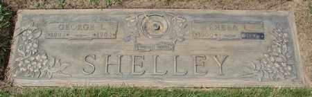 SHELLEY, GEORGE LLOYD - Polk County, Oregon | GEORGE LLOYD SHELLEY - Oregon Gravestone Photos
