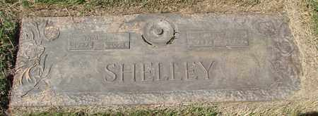 SHELLEY, JAMES ARTHUR - Polk County, Oregon | JAMES ARTHUR SHELLEY - Oregon Gravestone Photos